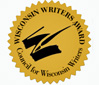 Image of Council for Wisconsin Writers Award logo.