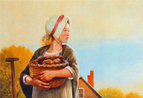 Caroline Abbott - Sackets Harbor - 1812