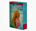 Photo of the Caroline Abbott BeForever Three Book Box Set by bestselling author Kathleen Ernst, from American Girl Books.