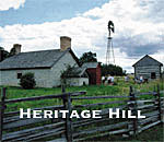 Color photo of Heritage Hill State Historic Park in Green Bay, Wisconsin. Source: Heritage Hill.