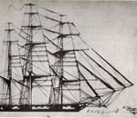 The 28-Gun American Warship USS General Pike - War of 1812.