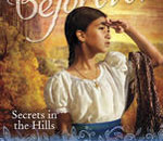 Partial image of the front cover of the American Girl Josefina Montoyo mystery book Secrets in the Hills written by bestselling author Kathleen Ernst.