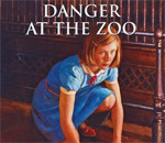 Partial cover of the American Girl book Danger At The Zoo: A Kit Mystery written by bestselling author Kathleen Ernst.