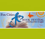 Logo of the Fox Cities Book Festival.