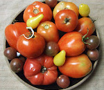 the heirloom murders, chloe ellefson, Heirloom Tomatoes