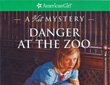 danger at the zoo: a kit mystery, american girl mysteries