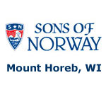 Sons of Norway Logo Mount Horeb WI.