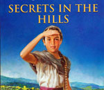 "Image of partial cover of ""Secrets In The Hills: A Josefina Mystery: written by Kathleen Ernst, published by American Girl."