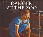 "Partial image of the book cover of ""Danger At The Zoo: A Kit Mystery"" written by Kathleen Ernst, published by American Girl."
