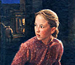 Partial image of the book cover of Whistler In The Dark by Kathleen Ernst, published by American Girl.