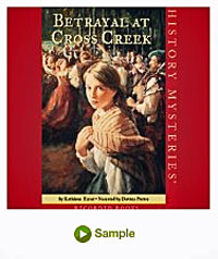Link to Audio Sample of Betrayal at Cross Creek