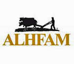 Logo of the Association For Living History, Farm And Agricultural Museums (ALHFAM).