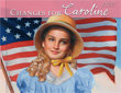 kathleen ernst, caroline abbott, changes for caroline, book six, preview, american girl, sackets harbor new york, lake ontario, war of 1812, ages 8 and up
