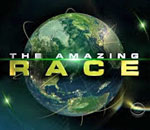 Image of The Amazing Race logo.