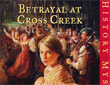 "Image of partial book cover of ""Betrayal at Cross Creek"" written by Kathleen Ernst, published by American Girl"