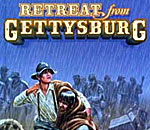 "Image of part of ""Retreat From Gettysburg"" book cover."