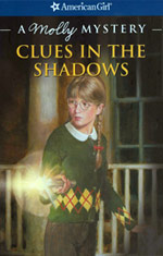 clues in the shadows: a molly mystery, american girl mysteries