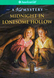 Kathleen Ernst, Midnight in Lonesome Hollow book
