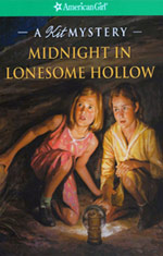 midnight in lonesome hollow: a kit mystery, american girl mysteries