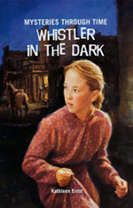 whistler in the dark, american girl mysteries