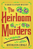 Kathleen Ernst, The Heirloom Murders book
