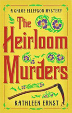 the heirloom murders, chloe ellefson
