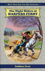 the night riders of harpers ferry, civil war stories