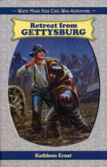 retreat from gettysburg, civil war stories