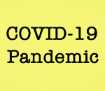 COVID-19 Pandemic graphic by Deep Vee Productions