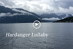 Hardanger Lullaby, a video by Kathleen Ernst copyright 2020