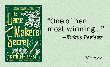 Kirkus review of The Lacemakers Secret