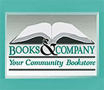 Logo of Books and Company bookstore in Oconomowoc Wisconsin