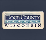 Door County Wisconsin Visitor Bureau logo.