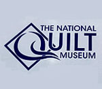Logo of the National Quilt Museum in Paducah Kentucky.