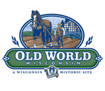 Old World Wisconsin logo.