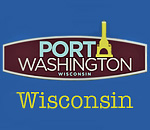 Port Washington Wisconsin logo.