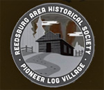 Logo of Reedsburg Area Historical Society.