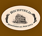 Richfield Historical Society logo.