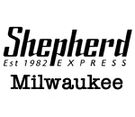 Logo of Sheperd Express Milwaukee logo