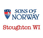 Sons of Norway Mandt Lodge in Stoughton Wisconsin logo