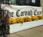 Photo of The Cornish Corner in Mineral Point Wisconsin.