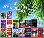 Dollycas Best Reads of 2019 graphic.