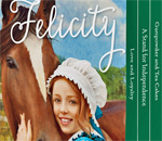 American Girl Felicity 3 Book Box Set image.