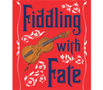 Partial front cover of Fiddling With Fate, Chloe Ellefson Mystery #10