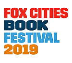 Logo of the 2019 Fox Cities Book Festival.