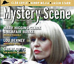 Mystery Scene Magazine 2018 Holiday cover.