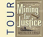 Grpahic for Mining For Justice tour at Pendarvis Historic Site 12 October 2019.