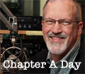 Jim Fleming, Chapter A Day program, Wisconsin Public Radio (WPR).