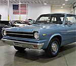 1969 AMC Rambler sedan photo by GR Auto Gallery.