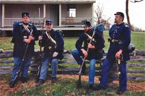 <em>A Memory of Muskets</em> slideshow